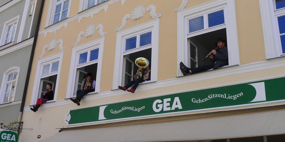 Gea Landshut Schuhe Taschen Möbel Gea Waldviertler