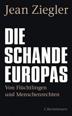 """Buch """"DIE SCHANDE EUROPAS"""""""